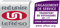 Certification engagement de service